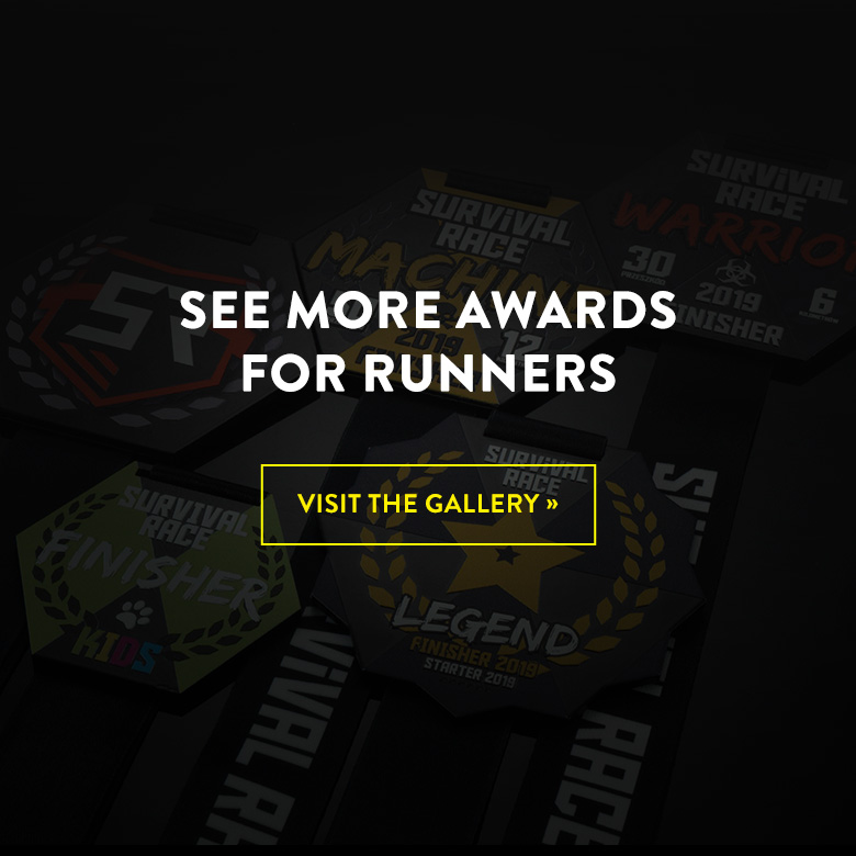 Awards for Runners Gallery