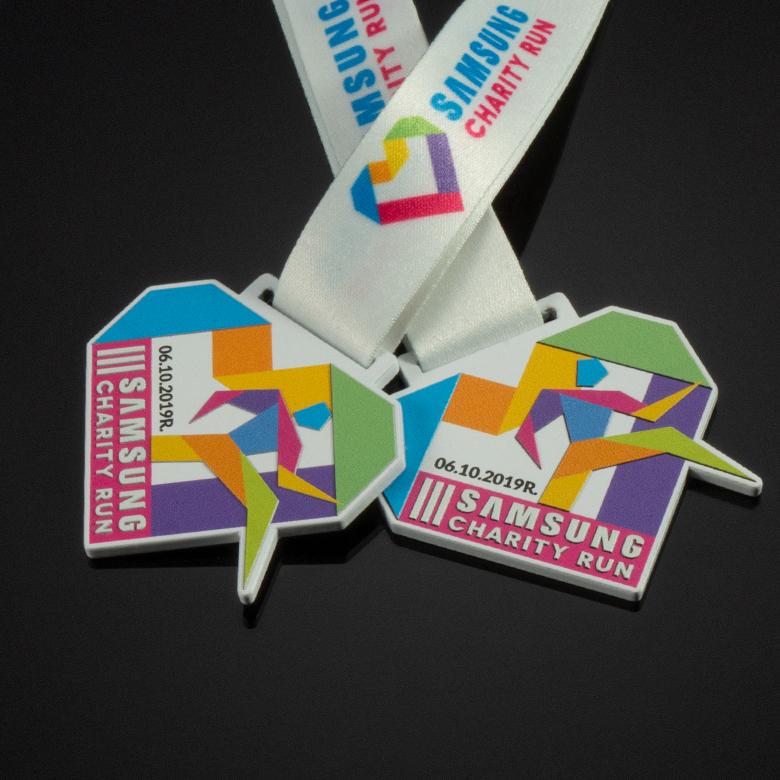 Medal for run Samsung